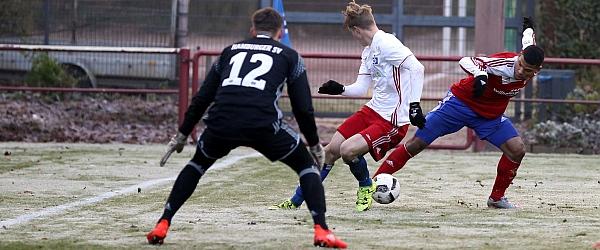 HSV Hamburg Eintracht Norderstedt Regionalliga Nord Fussball 2016
