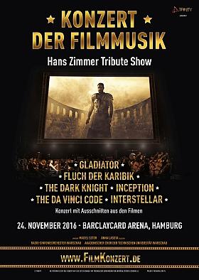 Konzert der Filmmusik Hans Zimmer Tribute Show