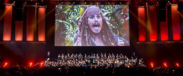 24.11.2016: Konzert der Filmmusik @ Barclaycard Arena