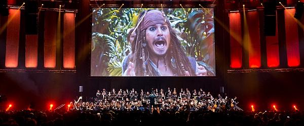 Konzert der Filmmusik Hans Zimmer Hamburg 2016