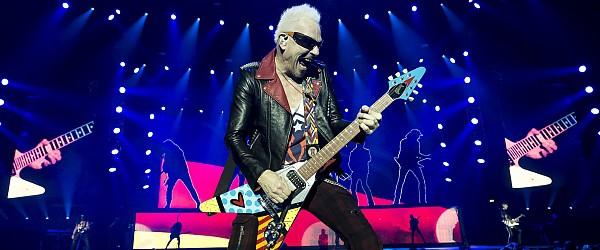 29.11.2016: Scorpions @ Barclaycard Arena Hamburg