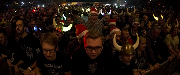 Torfrock Bagaluten Wiehnacht Konzert Sporthalle Hamburg 2016