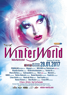 WinterWorld 2017 Festival Messe Karlsruhe