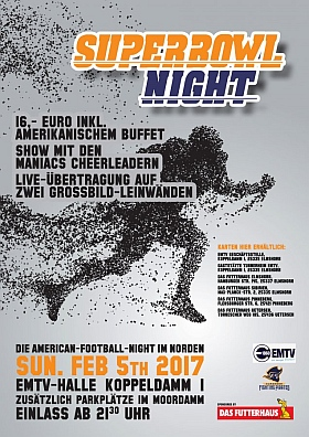 Super Bowl Night 2017 Elmshorn