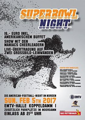 Super Bowl Night 2017 Elmshorn