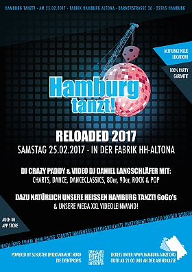 Hamburg tanzt Reloaded 2017 Fabrik
