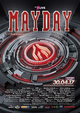 Mayday 2017 Westfalenhallen Dortmund