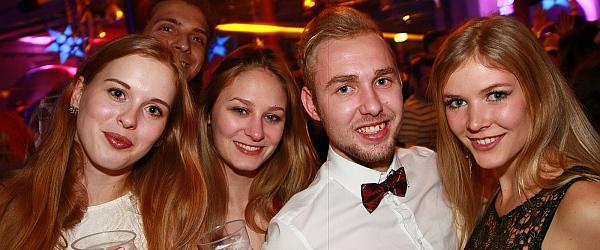 Silvester Party 2016 2017 Hühnerposten Hamburg