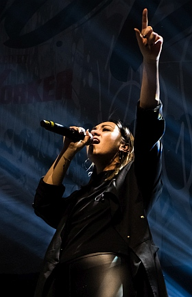 Rap4Good Konzert Hamburg 2017 Kool Savas Azad Samy Deluxe