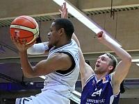 Hamburg Towers Uni Baskets Paderborn Basketball ProA 2017