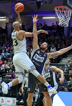Hamburg Towers MLP Academics Heidelberg Basketball ProA 2017