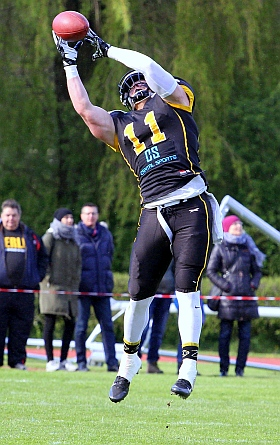 Hamburg Huskies Berlin Adler GFL 2017 Football