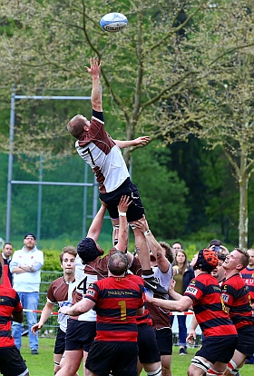 Sankt Pauli Hamburg Hamburger Rugby Club Bundesliga Derby 2017