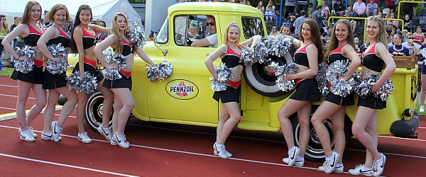 Elmshorn Fighting Pirates Hamburg Pioneers American Football Day 2017