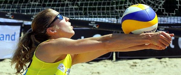 smart beach tour Hamburg Rothenbaum Volleyball 2016