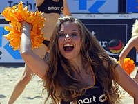 smart beach tour Hamburg Rothenbaum Volleyball Girls 2016