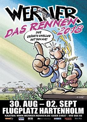 Werner Das Rennen 2018 Flugplatz Hartenholm