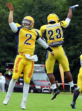 Elmshorn Fighting Pirates Goettingen Generals American Football 2017