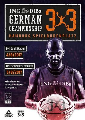 Basketball German Championship 2017 Hamburg