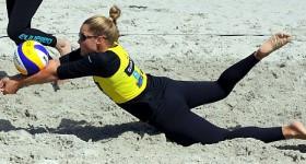 smart beach tour Sankt Peter Ording Nordsee Volleyball 2017