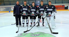 Crocodiles Hamburg Eishockey Training 2017