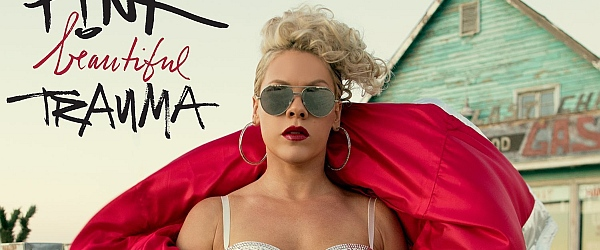 P!nk Beautiful Trauma
