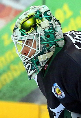 Crocodiles Hamburg Black Dragons Erfurt Eishockey 2017