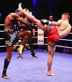 Get in the Ring Hamburg Kickboxen 2017