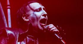 Marilyn Manson Konzert Sporthalle Hamburg 2017