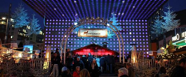 Santa Pauli 2017 Hamburg Weihnachtsmarkt Spielbudenplatz