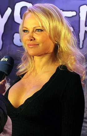 Pamela Anderson Hamburg 2018