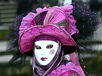 Maskenzauber Hamburg Alster Colonnaden Karneval Venedig 2018