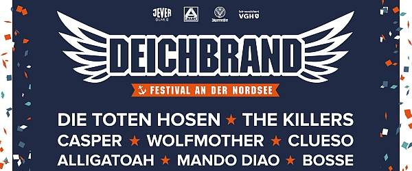 Deichbrand Festival 2018 Cuxhaven Nordholz