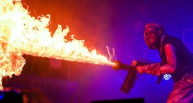 Feuerengel Rammstein Tribute Konzert Docks Hamburg 2018