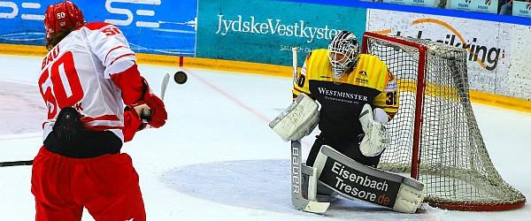 25.04.2018: Dänemark vs. Deutschland (Eishockey-Länderspiel)