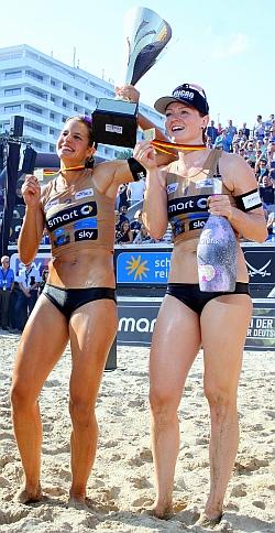 Deutsche Beach Volleyball Meisterschaft 2017 Timmendorfer Strand