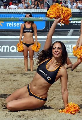 Deutsche Beach Volleyball Meisterschaft 2017 Timmendorfer Strand