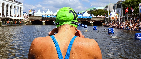 ITU World Triathlon Hamburg 2018 Mixed Team WM