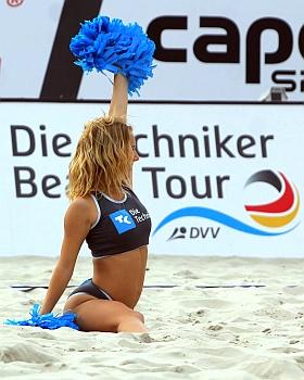 Techniker Beach Tour Sankt Peter Ording Nordsee Volleyball 2018