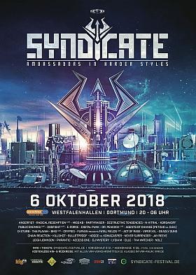 Syndicate 2018 Festival Westfalenhallen Dortmund
