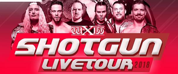 wXw Shotgun Livetour 2018 Wrestling