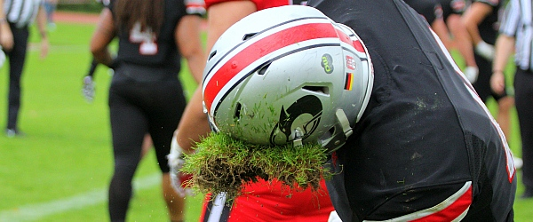 Hamburg Huskies Düsseldorf Panther GFL 2018 Football