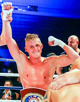 Enfusion Kickboxen K1 Boxen Sporthalle Hamburg 2018