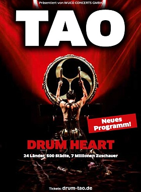 TAO Drum Heart 2019