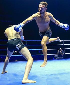 GET IN THE RING 2018 Hamburg Kickboxen Kampfsport