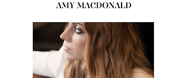 Amy Macdonald Woman of the World