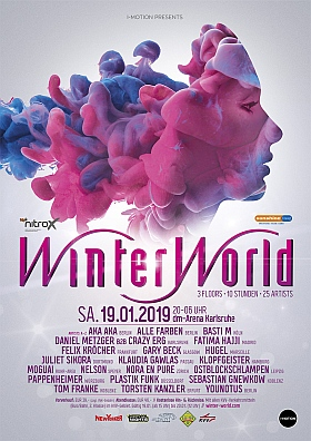 WinterWorld 2019 Karlsruhe