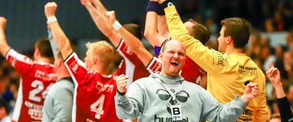 Handball Bundesliga Hamburg HSVH Luebeck Schwartau 2018