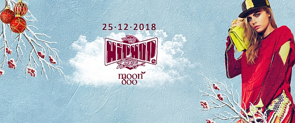 The Hip Hop Lounge 2018 Moondoo Hamburg