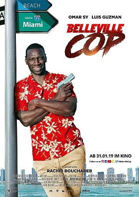 Belleville Cop Omar Sy Kino 2019